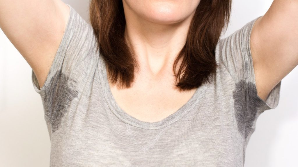 How to Deal with Excessive Sweating